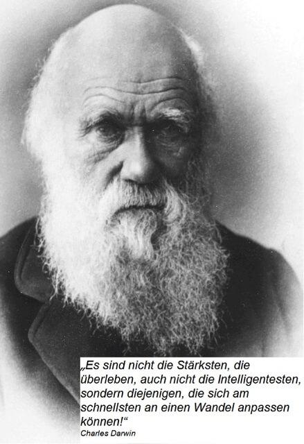 Erkenntnis: Charles Darwin