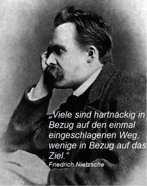 Erkenntnis: Friedrich Nietzsche